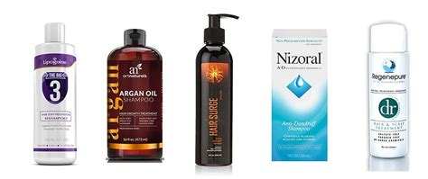 Types Of Mens Hair Products by 5 Best Hair Loss Shoos For That Work Dec