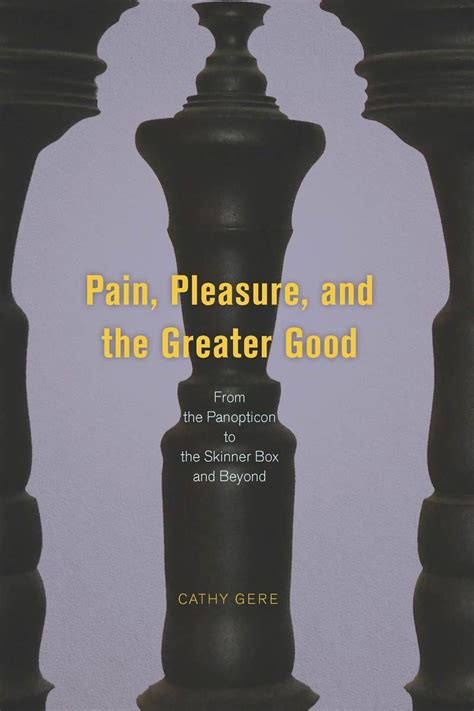 Pain Pleasure And The Greater Good From The Panopticon