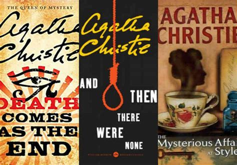 agatha christie best books 9 best agatha christie books to read