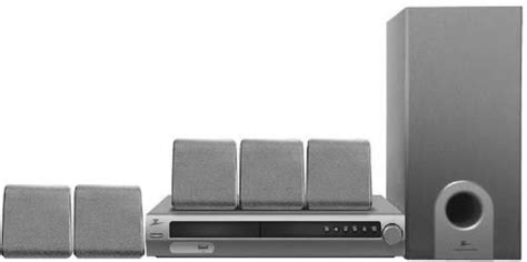 zenith dvt home theater system  total output power