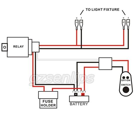 recon led road light bar wiring diagram 28 images ford