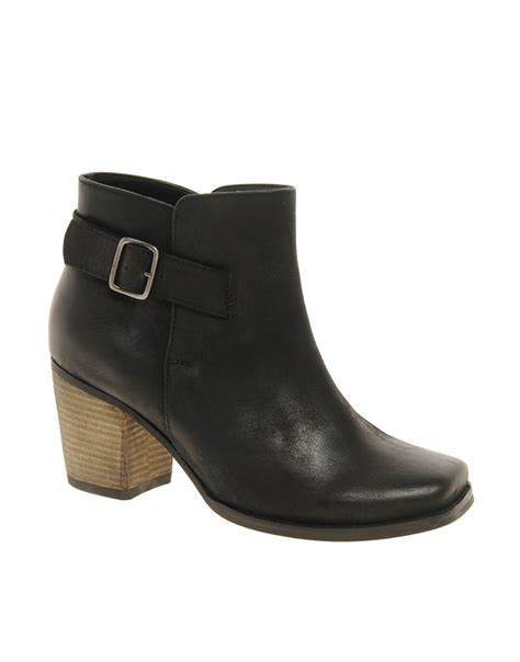 Wanted Faith Buckle Boots by Object Moved