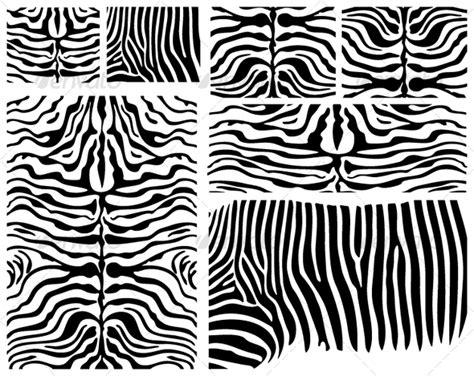 zebra pattern psd vector zebra skin graphicriver
