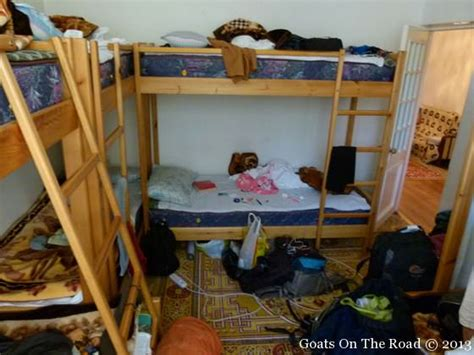 Bunk Beds Designs backpacking as a couple embracing the dorm room goats