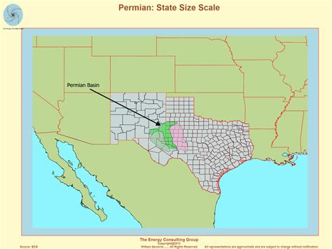 permian basin texas map permian basin