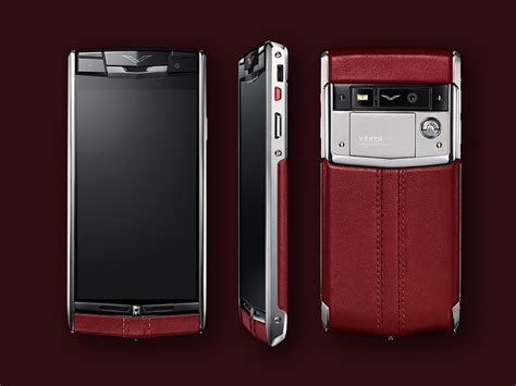 vertu phone what it s like to use a 10k phone with a real life