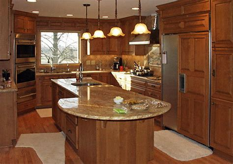 nice kitchen islands the basic ideas about peninsula kitchen layout home
