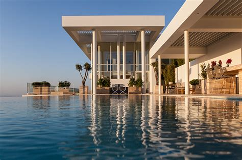 Hosue Plans by Bodrum Houses By Richard Meier Berggruen