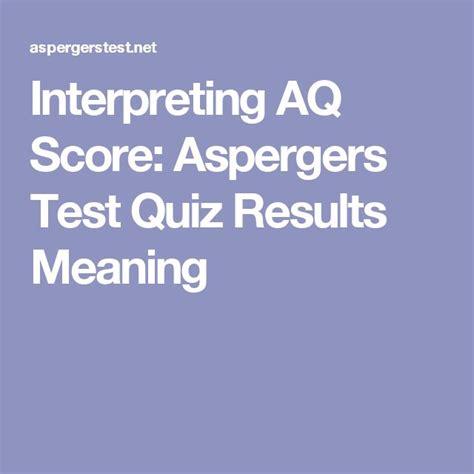 asperger test 1000 ideas about aspergers test on asperger
