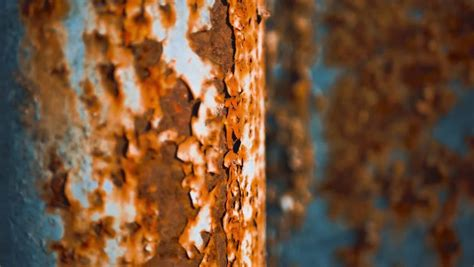corrosion background  texture stock footage video