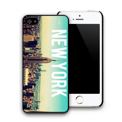 For Iphone 4 Iphone 4s Wholesale wholesale beastiful new york city scenery text for iphone 4 4s 5 5s 5c 6 6p plastic