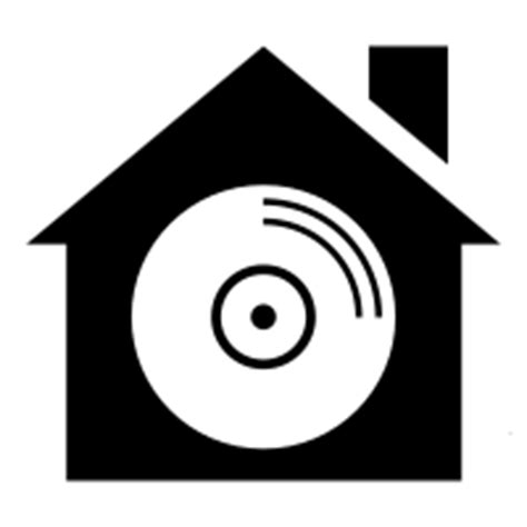 house music blogs house music icons noun project