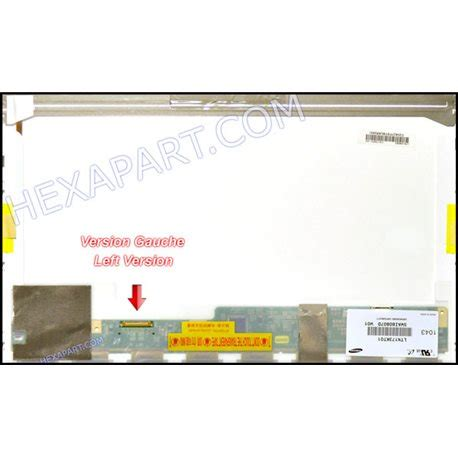 Dalle Led 850 by Dalle 201 Cran 15 6 Quot Led Toshiba Satellite C850d Series