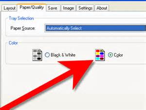 how to print in color how to change black ink to color on a dell 940 printer 5