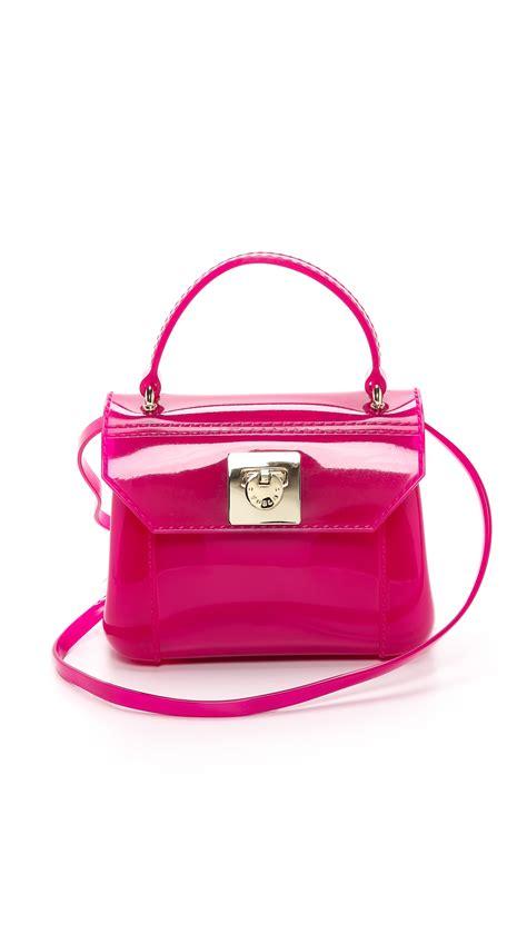 Furla Cevro Single Bag 6110 2 furla mini bon bon bag fruit in pink lyst