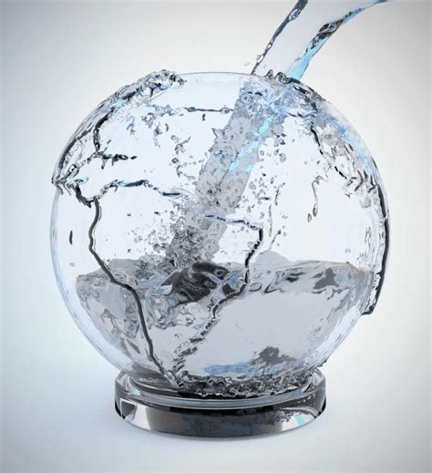 Water Globe water globe by mitch forsburg 3d artist