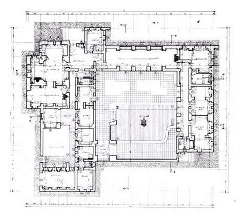 working drawing floor plan murad ghaleb house working drawing ground floor plan