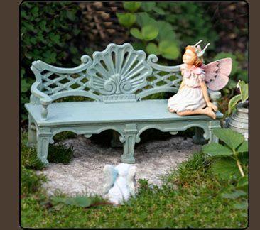 fairy garden bench 17 best images about garden benches on pinterest gardens victorian gardens and