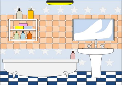bathroom clipart pictures bathroom cartoon clipart
