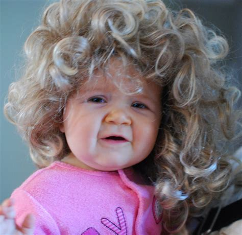 Curly Hairstyles For Babies ? Hairstyle of Nowdays