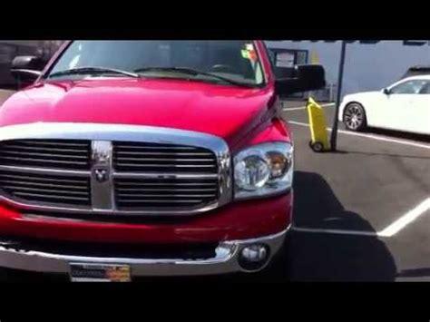 David Ellis Chrysler 2009 Dodge Ram 2500 Cummins Diesel 4x Slt Truck Cab
