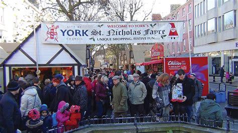 images of york christmas market yorkshire christmas markets york st nicholas fayre