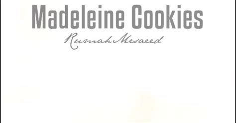 Spatula Plastik Adonan Kue Solet Sutil welcome to teawe s madeleine cookies aka bolu kerang