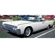 62 Lincoln Continental  1962 Convertible