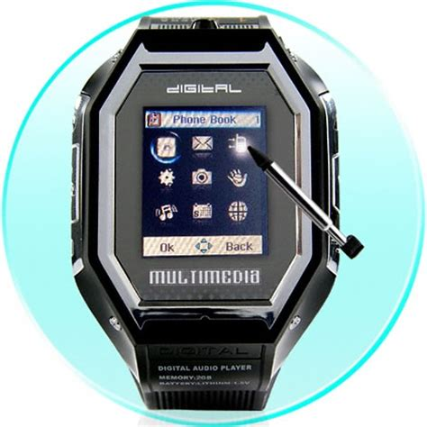 cellphone watch – special edition with stylus