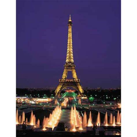 imagenes bonitas de paisajes de paris espectacular torre eiffel nocturna