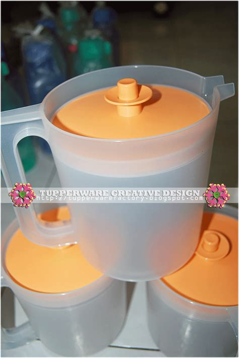 Tupperware Nasi tupperware creative design tupperware oversea september