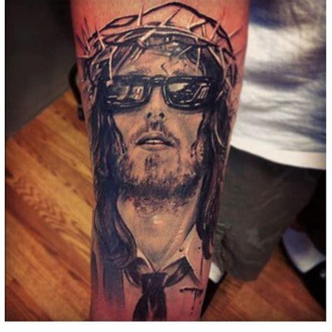 tattoo jesus face 43 best jesus tattoos images on pinterest design tattoos