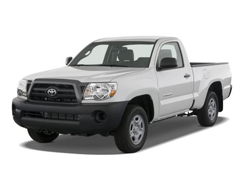 Toyota Tacoma 2008 2008 Toyota Tacoma Pictures Photos Gallery Motorauthority