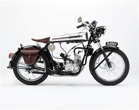 50ccm Motorrad by Janus Motorcycles Halcyon 50cc Way2speed