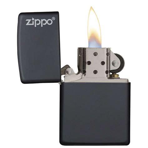 Zippo Lighter Matte zippo 218zl windproof lighter black matte 7dayshop