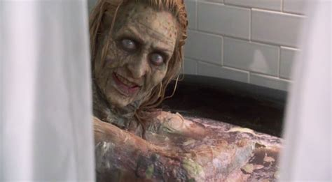 In Bathtub The Shining by Childhood Nightmares Eh Mine Was From The 1997 Version