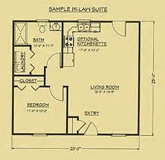 house plans with inlaw quarters additions welbilt homes inc