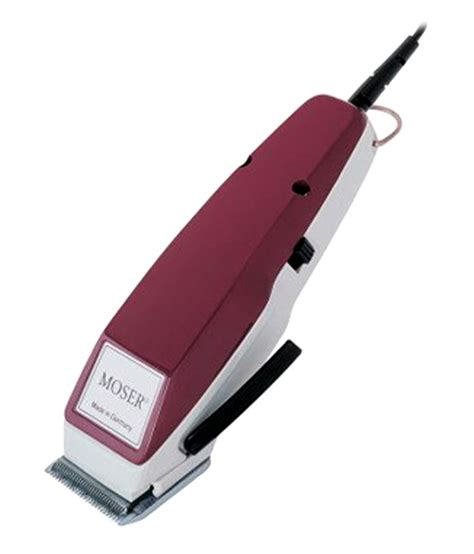 wahl professional moser 1400 0010 hair clipper red price