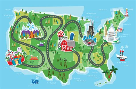 clipart map road map clipart 1 c