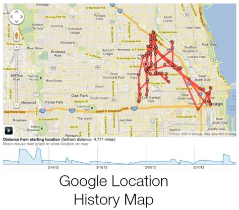 maps location history your location history how to see it and turn it
