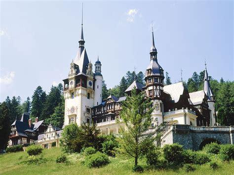 transilvania romania peles castle transylvania romania picture peles castle