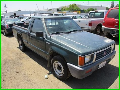 car engine manuals 1993 mitsubishi mighty max free book repair manuals 1993 mitsubishi mighty max used 2 4l i4 16v manual pickup truck no reserve classic mitsubishi