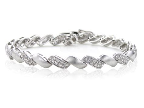membuat gelang elegan gelang emas putih si putih cantik yang menggoda
