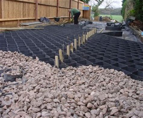 terram geocell tree root protection system | pgi | esi