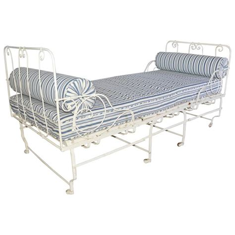 tagesbett klappbar 19th century center folding daybed for sale