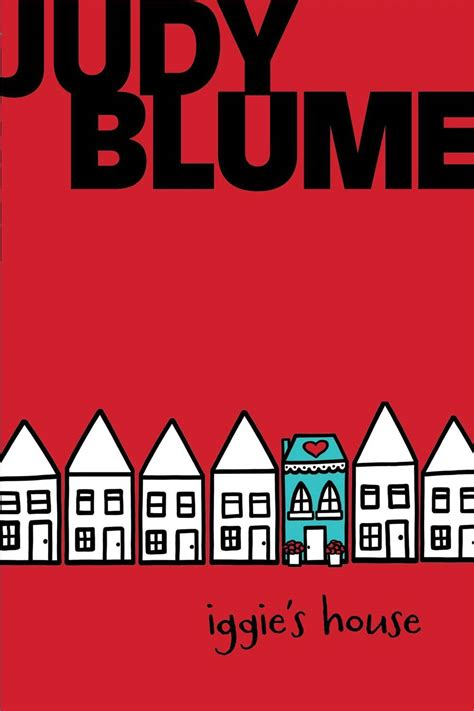 Iggies House Book Report by A New Look For Judy Blume