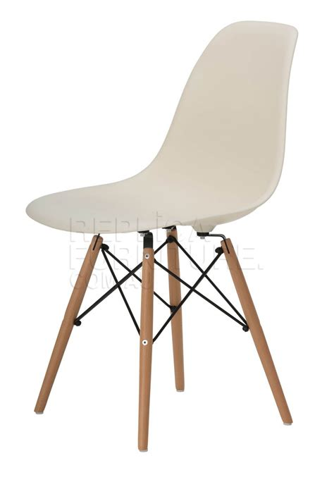 replica charles eames dining chair with wood legs