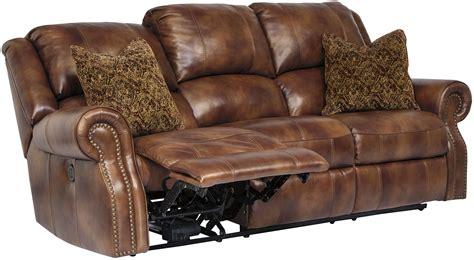 auburn recliner walworth auburn reclining sofa from ashley u7800188