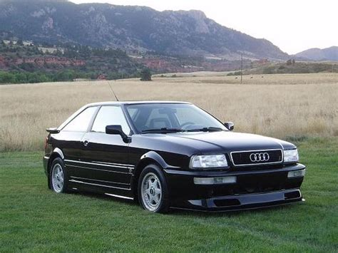 audi coupe 1990 acq1990 1990 audi coupe specs photos modification info