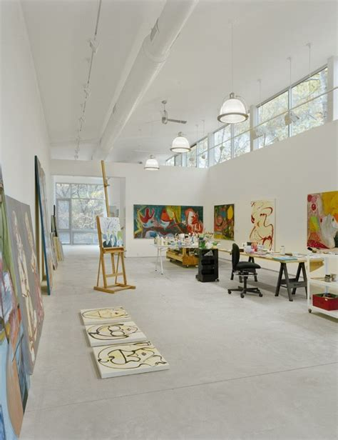 design an art studio 10 favorites architect designed art studios remodelista